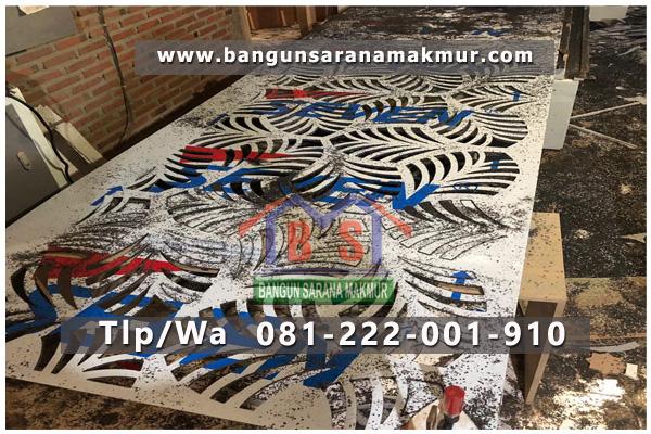 081333023649 HARGA PERFORATED ALUMINIUM PANEL BALI